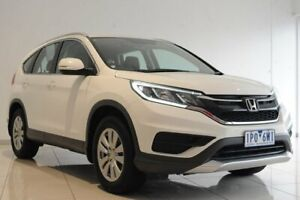2016 Honda CR-V RM Series II MY17 VTi White 5 Speed Automatic Wagon Strathmore Heights Moonee Valley Preview