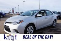 2014 Toyota Corolla LE AUTOMATIC Kijiji Special - Was $16995 $97