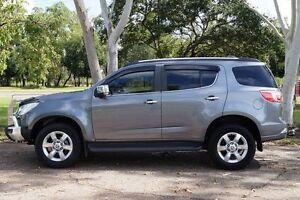 2014 Holden Colorado 7 RG MY15 LTZ Grey 6 Speed Sports Automatic Wagon Winnellie Darwin City Preview