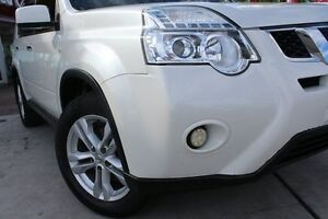 2011 Nissan X-Trail T31 Series IV ST 2WD White 1 Speed Constant Variable Wagon Waitara Hornsby Area Preview