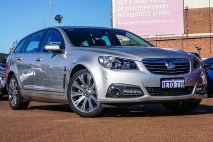 2014 Holden Calais VF MY14 V Sportwagon Nitrate 6 Speed Auto Seq Sportshift Wagon Fremantle Fremantle Area Preview