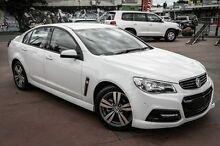 2014 Holden Commodore VF MY14 SV6 White 6 Speed Auto Seq Sportshift Sedan Nailsworth Prospect Area Preview