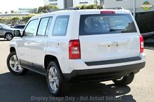 2013 Jeep Patriot MK MY2013 Sport 4x2 White 5 Speed Manual Wagon Mindarie Wanneroo Area Preview