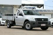 2007 Holden Rodeo RA MY07 DX 4x2 Silver 5 Speed Manual Cab Chassis Moorooka Brisbane South West Preview