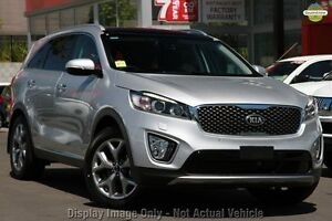 2016 Kia Sorento UM MY16 Platinum AWD Silky Silver 6 Speed Sports Automatic Wagon Yeerongpilly Brisbane South West Preview