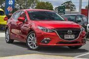 2014 Mazda 3 BM5436 SP25 SKYACTIV-MT Red/Black 6 Speed Manual Hatchback Aspley Brisbane North East Preview