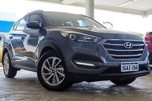 2016 Hyundai Tucson TLe MY17 Active 2WD Red 6 Speed Sports Automatic Wagon Embleton Bayswater Area Preview