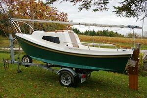 15 foot West Wight Potter Sailboat for sale