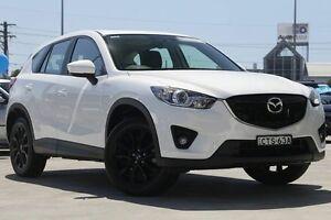 2014 Mazda CX-5 KE1031 MY14 Grand Touring SKYACTIV-Drive AWD White 6 Speed Sports Automatic Wagon Gymea Sutherland Area Preview