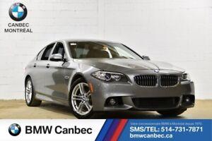 2015 BMW 5 Series 528i xDrive-? partir de 0.99%