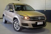 2013 Volkswagen Tiguan 5N MY14 118TSI DSG 2WD Beige 6 Speed Sports Automatic Dual Clutch Wagon Blair Athol Port Adelaide Area Preview