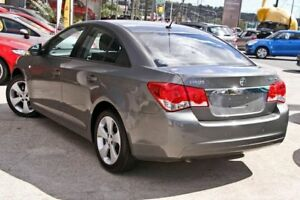 2013 Holden Cruze JH Series II MY13 Equipe Alto Grey 6 Speed Sports Automatic Sedan