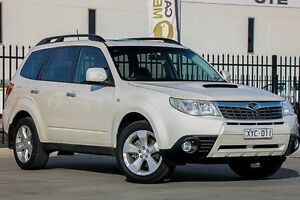 2010 Subaru Forester S3 MY10 XT AWD White 4 Speed Sports Automatic Wagon Pakenham Cardinia Area Preview