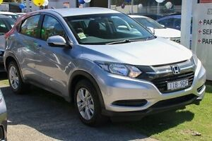 2016 Honda HR-V MY16 VTi Silver 1 Speed Constant Variable Hatchback Ferntree Gully Knox Area Preview