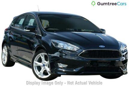 2017 Ford Focus LZ Titanium Black 6 Speed Automatic Hatchback