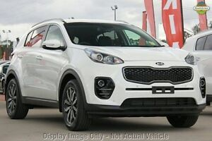 2016 Kia Sportage QL MY17 SLI (fwd) Clear White 8 Speed Automatic Wagon Mount Gravatt Brisbane South East Preview