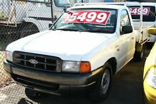 2000 Ford Courier PE GL 5 Speed Manual Briar Hill Banyule Area Preview