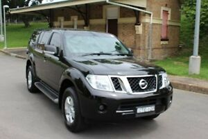 2011 Nissan Pathfinder R51 MY10 ST Black Manual Wagon South Maitland Maitland Area Preview