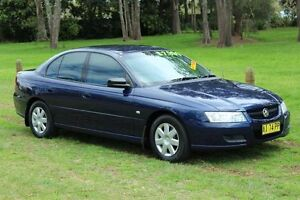 2006 Holden Commodore VZ MY06 Executive Blue 4 Speed Automatic Sedan Port Macquarie Port Macquarie City Preview