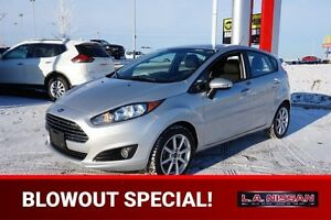 2014 Ford Fiesta SE AUTOMATIC Accident Free,  Heated Seats,  Sun