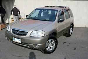 2001 Mazda Tribute Gold Automatic Wagon Dandenong Greater Dandenong Preview