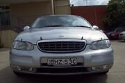 2000 Holden Statesman WH International Silver 4 Speed Automatic Sedan Windsor Hawkesbury Area Preview