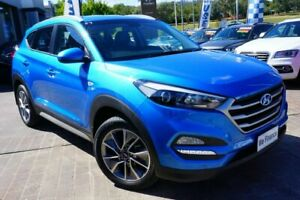 2017 Hyundai Tucson TL MY17 Active X 2WD Blue 6 Speed Sports Automatic Wagon Pearce Woden Valley Preview
