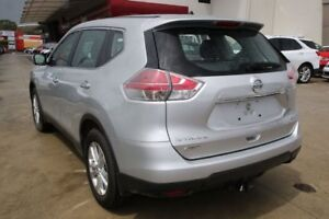 2016 Nissan X-Trail T32 ST X-tronic 4WD Brilliant Silver 7 Speed Constant Variable Wagon
