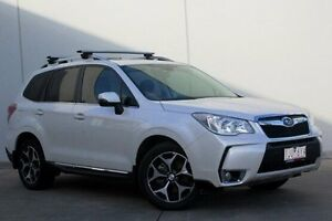 2013 Subaru Forester S4 MY14 XT Lineartronic AWD Premium White 8 Speed Constant Variable Wagon Berwick Casey Area Preview