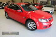 2008 Holden Commodore VE Omega Red Automatic Sedan Laverton North Wyndham Area Preview
