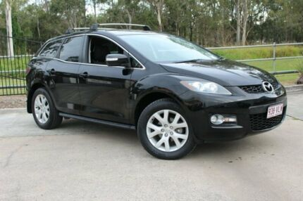 2007 Mazda CX-7 ER1031 MY07 Black 6 Speed Auto Seq Sportshift Wagon Capalaba West Brisbane South East Preview
