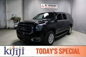 2017 GMC Yukon XL 4WD XL Accident Free,  Back-up Cam,  Bluetooth