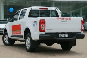 2015 Holden Colorado RG MY16 LS (4x4) White 6 Speed Automatic Crew Cab P/Up Zetland Inner Sydney Preview