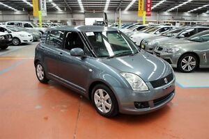 2009 Suzuki Swift RS415 S Grey 5 Speed Manual Hatchback Maryville Newcastle Area Preview