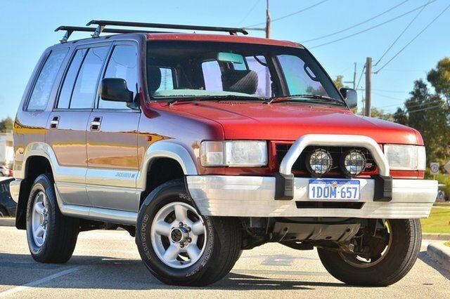 1997 Holden Jackaroo se Lwb