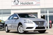 2014 Nissan Pulsar B17 ST Silver 1 Speed Constant Variable Sedan Liverpool Liverpool Area Preview