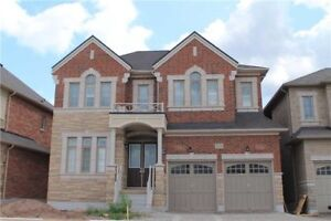 Rent A Brand New 5-bedroom House in Oakville at $3400