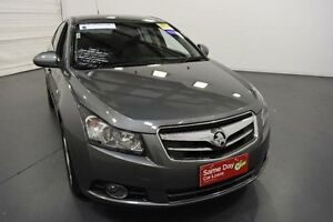 2010 Holden Cruze JG CDX Grey 5 Speed Manual Sedan Moorabbin Kingston Area Preview