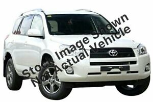2012 Toyota RAV4 ACA38R MY12 Altitude 4x2 Silver 4 Speed Automatic Wagon Ferntree Gully Knox Area Preview