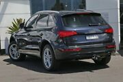 2015 Audi Q5 8R MY16 TFSI Tiptronic Quattro Blue 8 Speed Sports Automatic Wagon Kirrawee Sutherland Area Preview