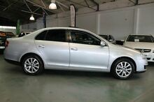 2010 Volkswagen Jetta 1KM MY10 118 TSI Silver 7 Speed Automatic Sedan Victoria Park Victoria Park Area Preview