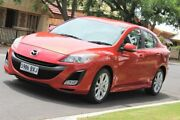 2009 Mazda 3 BL10L1 SP25 Activematic Red 5 Speed Sports Automatic Sedan Nailsworth Prospect Area Preview