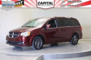 2017 Dodge Grand Caravan SXT Premium Plus *Navigation-DVD Player
