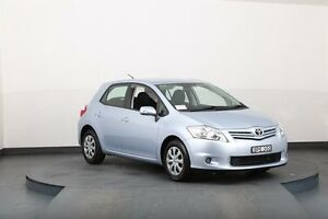 2012 Toyota Corolla ZRE152R MY11 Ascent Blue 4 Speed Automatic Hatchback Smithfield Parramatta Area Preview