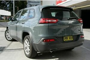 2014 Jeep Cherokee KL MY15 Sport (4x2) Anvil 9 Speed Automatic Wagon Waitara Hornsby Area Preview