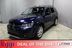 2017 Dodge Journey AWD GT Leather,  Heated Seats,  Bluetooth,  A