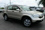 2008 Honda CR-V RE MY2007 4WD Silver 5 Speed Automatic Wagon Tingalpa Brisbane South East Preview