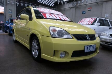 2005 Suzuki Liana 4 Speed Automatic Hatchback Mordialloc Kingston Area Preview