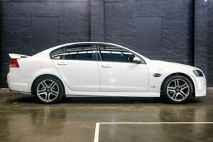 2011 Holden Commodore VE II SV6 White 6 Speed Sports Automatic Sedan
