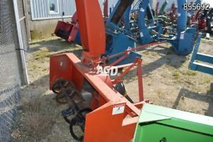 Agro Contact S-60 Snow Blower
